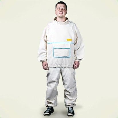 КОСТЮМ ПЧЕЛОВОДА (куртка+штаны)