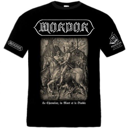 MORDOR - ...Only Dark Is Absolute - XL Майка Dark Doom Metal