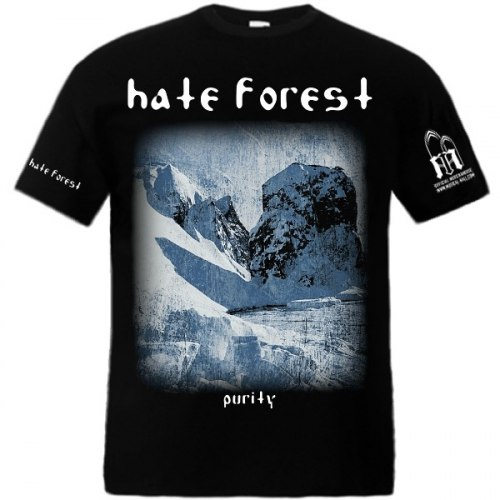 HATE FOREST - Purity - M Майка Heathen Metal
