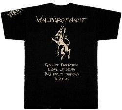 VARATHRON - Walpurgisnacht - L Майка Black Metal