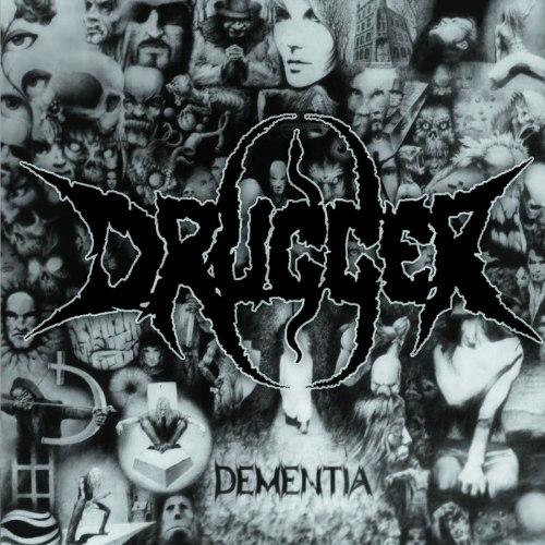 DRUGGER - Dementia CD Progressive Death Metal