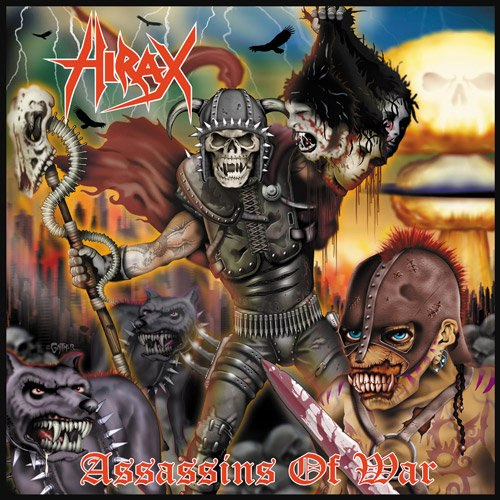 HIRAX - Assassins Of War MCD Thrash Metal