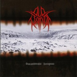 OLD WAINDS - Обжигающий Холодный CD Nordic Metal
