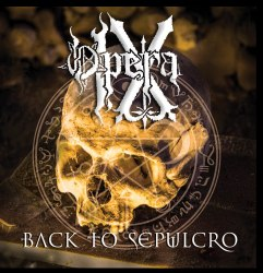 OPERA IX - Back To Sepulcro CD Dark Metal