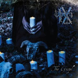 OPERA IX - The Gospel CD Dark Metal