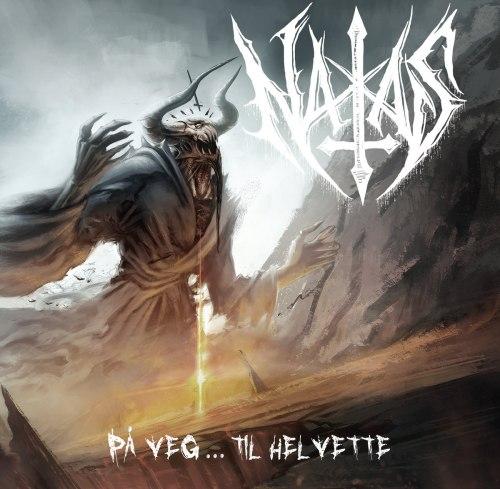 NATAS - På Veg... Til Helvette CD Blackened Metal