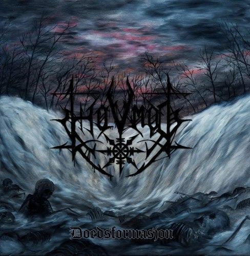 HOVMOD - Doedsformasjon CD Blackened Metal