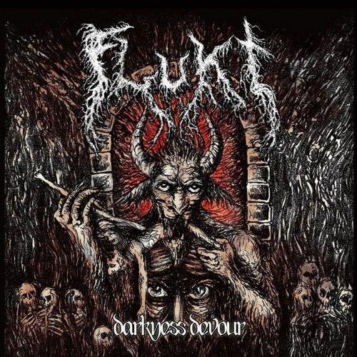 FLUKT - Darkness Devour CD Blackened Metal
