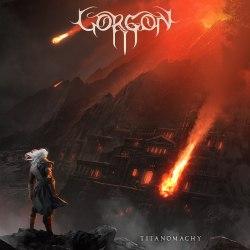 GORGON - Titanomachy Digi-CD Symphonic Metal
