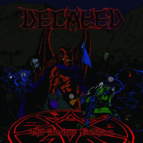 DECAYED - The Ancient Brethren CD Black Metal