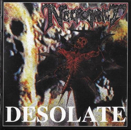 NECROSANCT - Desolate CD Death Metal