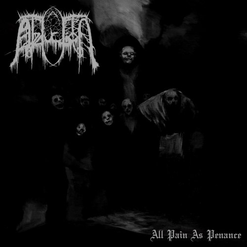 ABDUCTION - All Pain As Penance CD Blackened Metal
