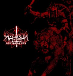 MARDUK - Strigzscara - Warwolf Digi-CD Black Metal