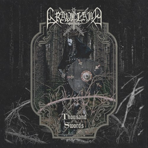 GRAVELAND - Thousand Swords Digi-CD Black Metal