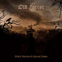 OLD FOREST - Black Forests Of Eternal Doom Digi-CD Dark Metal