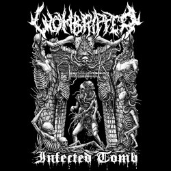 WOMBRIPPER - Infected Tomb MCD Death Metal