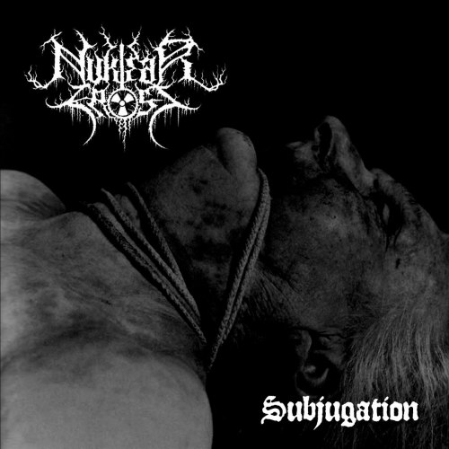 NUKLEAR FROST - Subjugation LP Blackened Metal