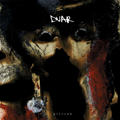 DVAR - Piirrah LP Darkwave
