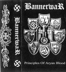 BANNERWAR - Principles Of Aryan Blood Tape NS Metal