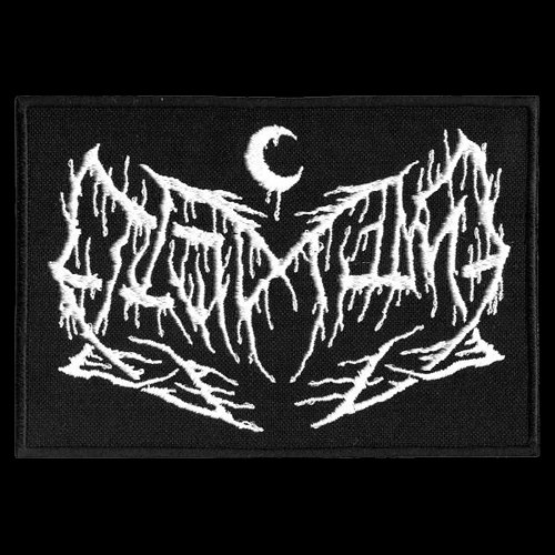 LEVIATHAN - Logo Нашивка Black Metal