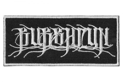 BURSHTYN - Logo Нашивка Heathen Metal