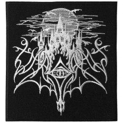 VARGRAV - Logo Нашивка Black Metal
