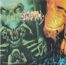 SINISTER - Diabolical Summoning / Cross The Styx CD Death Metal