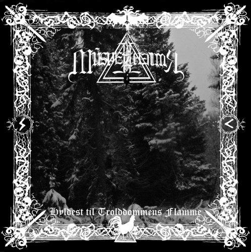MUSPELLZHEIMR - Hyldest til Trolddommens Flamme / Demo Compilation 2CD Black Metal