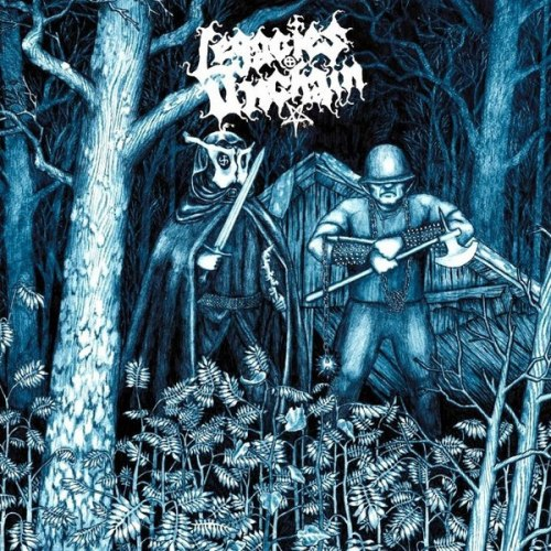 LEGACIES UNCHAINED - Satan Is Strong And Always Near CD Black Thrash Doom Metal