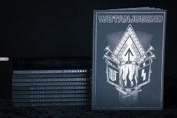 WOTANJUGEND - Кровь Квасира альманах NS Metal