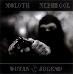 М8Л8ТХ / НЕЖЕГОЛЬ - Wotanjugend CD NS Metal