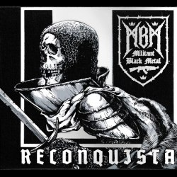 М8Л8ТХ - Reconquista Digi-CD NS Metal