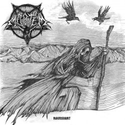 MORTEM - Ravnsvart Digi-CD Blackened Metal