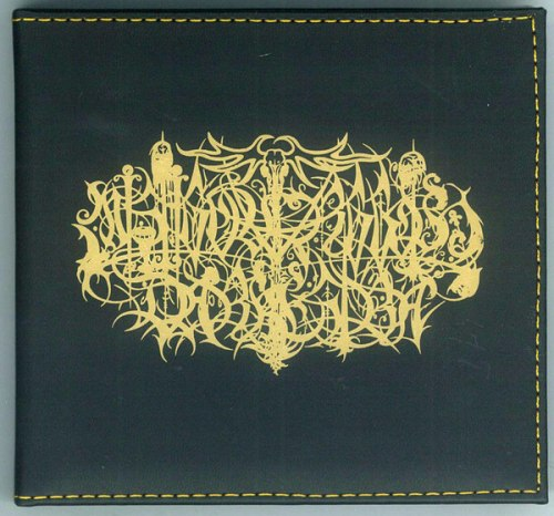 MISTIGO VARGGOTH DARKESTRA - Midnight Fullmoon Leatherbook CD Ambient