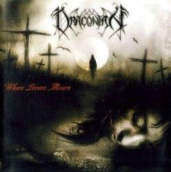 DRACONIAN - Where Lovers Mourn CD Doom Metal