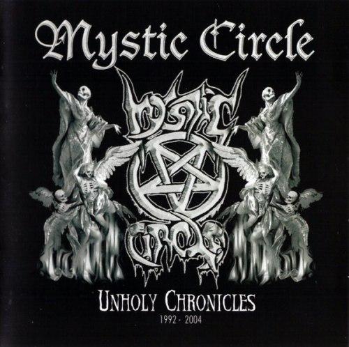 MYSTIC CIRCLE - Unholy Chronicles 1992-2004 CD+DVD Blackened Metal