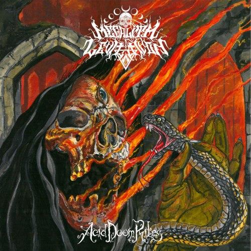 MEGALITH LEVITATION - Acid Doom Rites Digi-CD Stoner Doom Metal