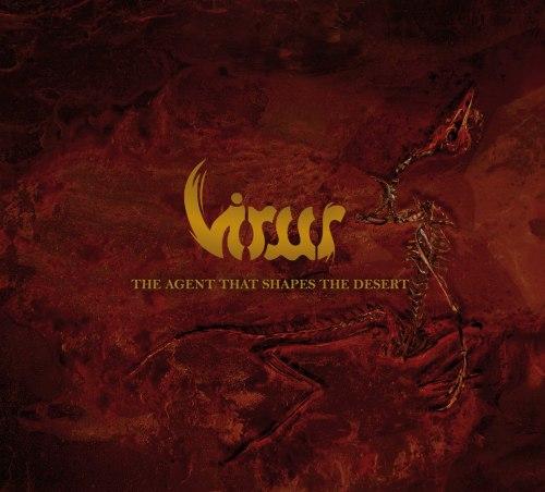 VIRUS - The Agent That Shapes The Desert Digi-CD Avantgarde Metal