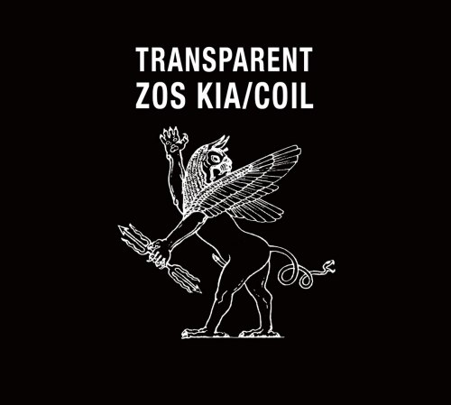 ZOS KIA / COIL - Transparent Digi-CD Industrial