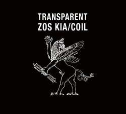 ZOS KIA / COIL - Transparent Digi-CD Industrial