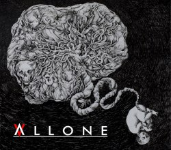 ALLONE - Alone... Digi-CD Experimental Metal
