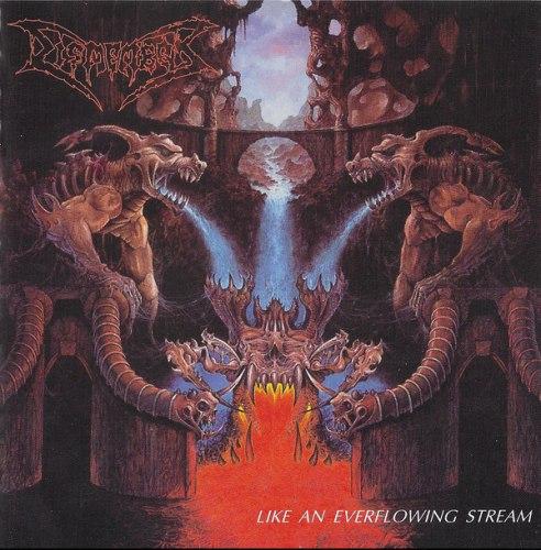 DISMEMBER - Like An Everflowing Stream CD Death Metal