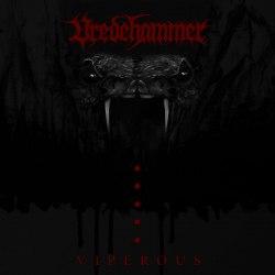 VREDEHAMMER - Viperous CD Blackened Metal