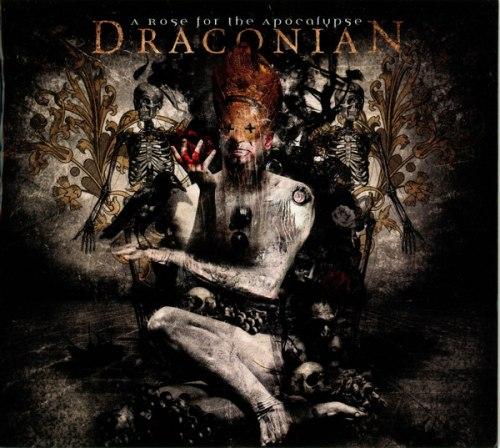 DRACONIAN - A Rose For The Apocalypse Digi-CD Doom Metal