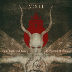 V:XII - Rom, Rune And Ruin - The Odium Disciplina Digi-CD Experimental Metal