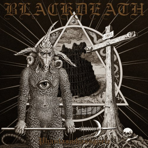 BLACKDEATH - Phantasmhassgorie LP Black Metal