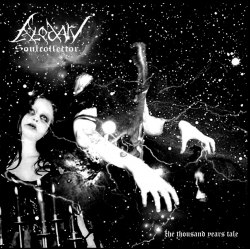 "BLODARV - Soulcollector... The Thousand Years Tale Gatefold LP+7""EP Black Metal"