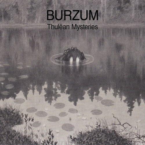 BURZUM - Thulêan Mysteries Gatefold DLP Ambient