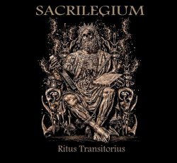 SACRILEGIUM - Ritus Transitorius Digi-CD Black Metal