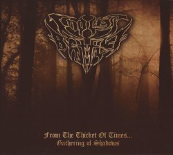 ENDLESS BATTLE - From The Thicket Of Times...Gathering Of Shadows Digi-CD Blackened Metal